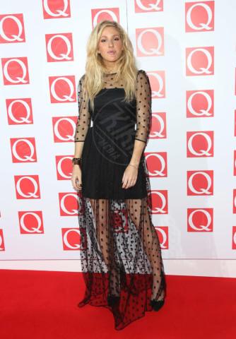 Ellie Goulding - Londra - 21-10-2013 - Goulding, Hardman, Snow: chi lo indossa meglio?