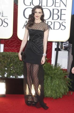 Rachel Weisz - Los Angeles - 13-01-2013 - Goulding, Hardman, Snow: chi lo indossa meglio?