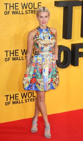 Ashley Roberts - Londra - 10-01-2014 - Il minidress floreale per sentirsi una jeune fille en fleur