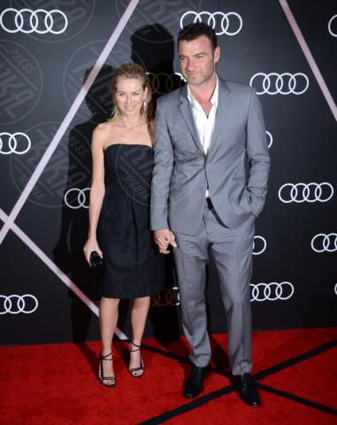 Liev Schreiber, Naomi Watts - West Hollywood - 09-01-2014 - Naomi Watts e Liev Schrieber presto sposi ?