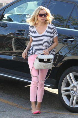 Diane Kruger - Los Angeles - 10-01-2014 - In primavera ed estate, vesti(v)amo alla marinara