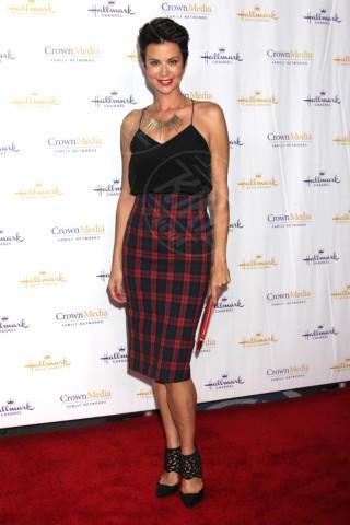 Catherine Bell - San Marino - 12-01-2014 - Il must dell'autunno? Sua Maestà il tartan!