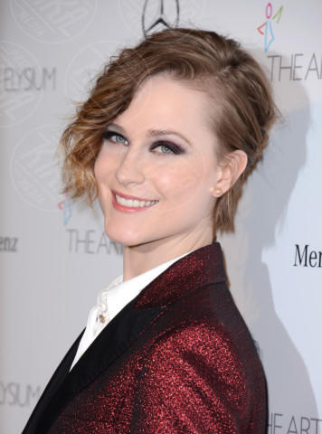 Evan Rachel Wood - Los Angeles - 11-01-2014 - Evan Rachel Wood shock: