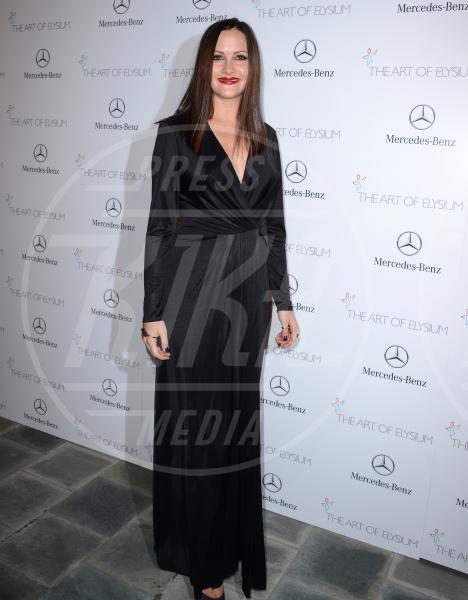 Christina McLarty - Los Angeles - 11-01-2014 - 2013 a tutta passione = 2014 a tutta mamma!