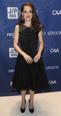Winona Ryder - Los Angeles - 11-01-2014 - Bentornata Winona Ryder: sarà nella serie tv Stranger Things