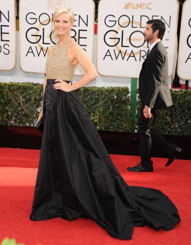Monica Potter - Beverly Hills - 11-01-2014 - Golden Globe 2014: gli arrivi sul red carpet