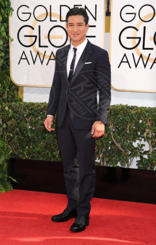 Mario Lopez - Beverly Hills - 11-01-2014 - Golden Globe 2014: gli arrivi sul red carpet