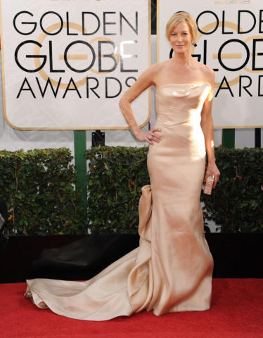 Anna Gunn - Beverly Hills - 11-01-2014 - Golden Globe 2014: gli arrivi sul red carpet