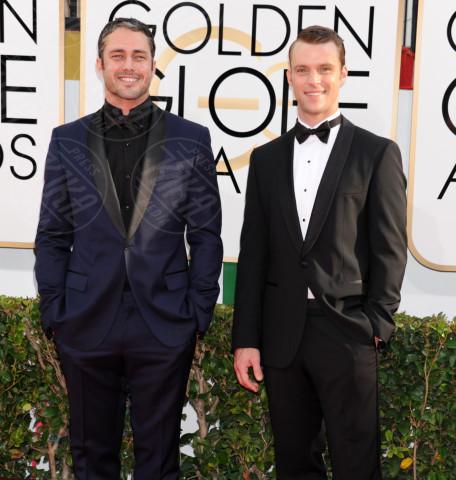 Taylor Kinney, Jesse Spencer - Beverly Hills - 11-01-2014 - Golden Globe 2014: gli arrivi sul red carpet