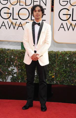 Kunal Nayyar - Beverly Hills - 11-01-2014 - Golden Globe 2014: gli arrivi sul red carpet