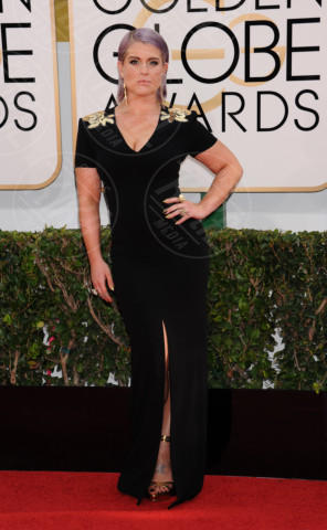 Kelly Osbourne - Beverly Hills - 11-01-2014 - Golden Globe 2014: gli arrivi sul red carpet