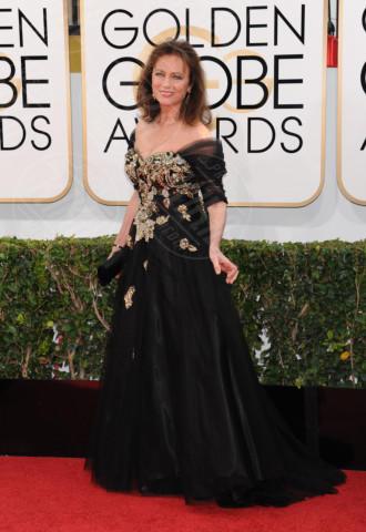 Jacqueline Bisset - Beverly Hills - 11-01-2014 - Golden Globe 2014: gli arrivi sul red carpet