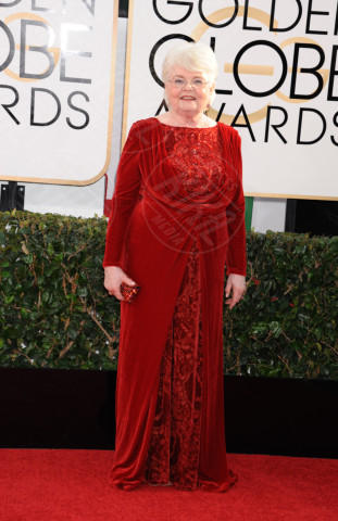 June Squibb - Beverly Hills - 11-01-2014 - Golden Globe 2014: gli arrivi sul red carpet
