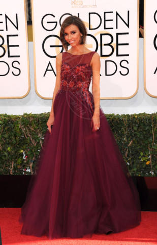 Giuliana Rancic - Beverly Hills - 11-01-2014 - Golden Globe 2014: gli arrivi sul red carpet