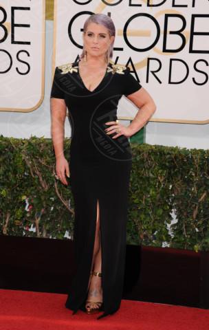 Kelly Osbourne - Beverly Hills - 11-01-2014 - Golden Globe 2014: gli arrivi sul red carpet