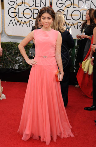 Sarah Hyland - Beverly Hills - 11-01-2014 - Golden Globe 2014: gli arrivi sul red carpet