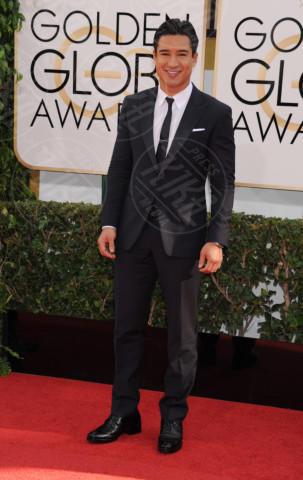 Mario Lopez - Beverly Hills - 11-01-2014 - Golden Globe 2014: gli arrivi sul red carpet
