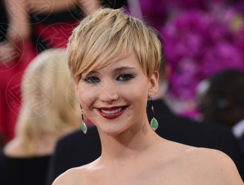 Jennifer Lawrence - Beverly Hills - 12-01-2014 - Golden Globe 2014: gli arrivi sul red carpet