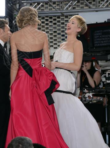 Jennifer Lawrence - Beverly Hills - 12-01-2014 - Golden Globe 2014: gli arrivi sul red carpet