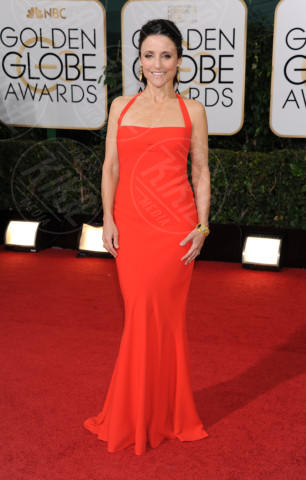 Julia Louis-Dreyfus - Beverly Hills - 13-01-2014 - Golden Globe 2014: gli arrivi sul red carpet