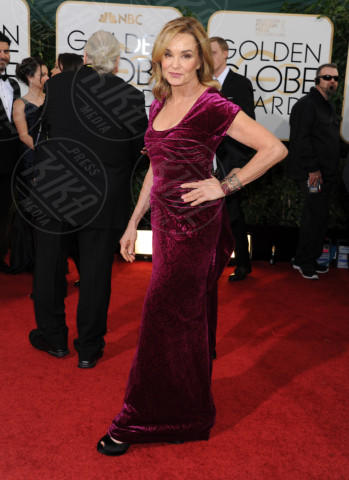 Jessica Lange - Beverly Hills - 13-01-2014 - Golden Globe 2014: gli arrivi sul red carpet