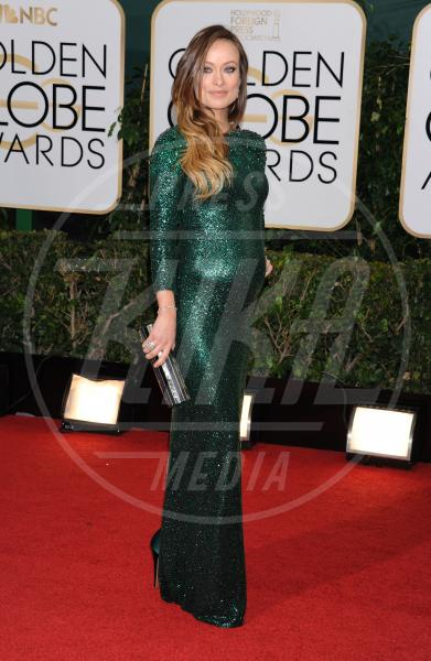 Olivia Wilde - Beverly Hills - 13-01-2014 - Golden Globe 2014: gli arrivi sul red carpet