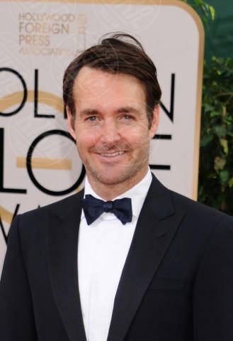 Will Forte - Beverly Hills - 13-01-2014 - Golden Globe 2014: gli arrivi sul red carpet