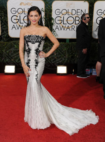 Jenna Dewan - Beverly Hills - 13-01-2014 - Golden Globe 2014, il red carpet si veste retrò