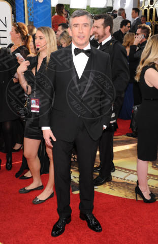 Steve Coogan - Beverly Hills - 13-01-2014 - Golden Globe 2014: gli arrivi sul red carpet