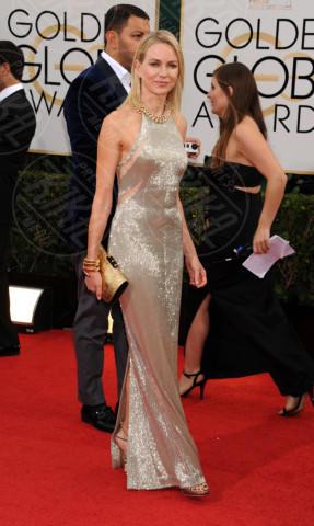 Naomi Watts - Beverly Hills - 13-01-2014 - Golden Globe 2014: gli arrivi sul red carpet