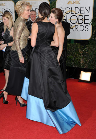 Sandra Bullock - Beverly Hills - 13-01-2014 - Golden Globe 2014: gli arrivi sul red carpet