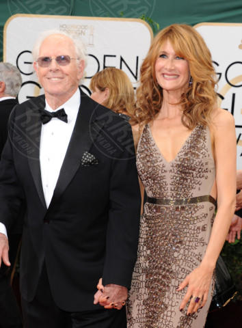 Bruce Dern, Laura Dern - Beverly Hills - 13-01-2014 - Golden Globe 2014: gli arrivi sul red carpet