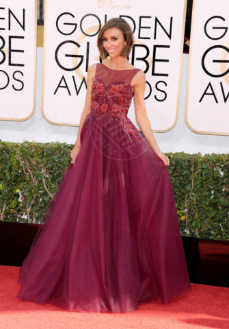 Giuliana Rancic - Beverly Hills - 13-01-2014 - Golden Globe 2014: gli arrivi sul red carpet