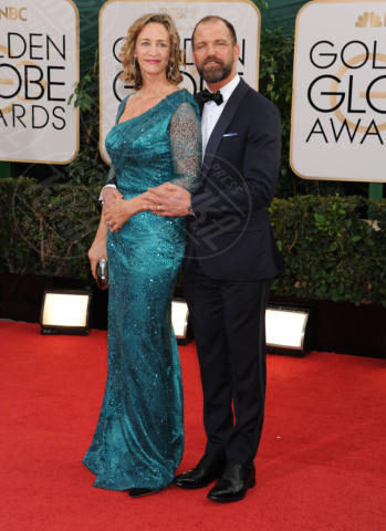 Janet McTeer - Beverly Hills - 13-01-2014 - Golden Globe 2014: gli arrivi sul red carpet