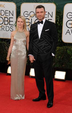 Liev Schreiber, Naomi Watts - Beverly Hills - 13-01-2014 - Golden Globe 2014: gli arrivi sul red carpet