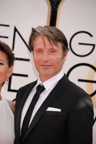 Mads Mikkelsen - Beverly Hills - 13-01-2014 - Golden Globe 2014: gli arrivi sul red carpet