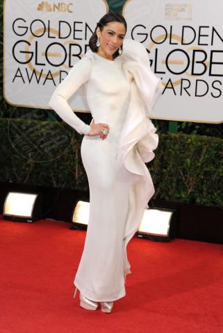 Paula Patton - Beverly Hills - 13-01-2014 - Golden Globe 2014: gli arrivi sul red carpet
