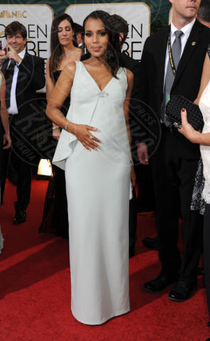 Kerry Washington - Beverly Hills - 13-01-2014 - Golden Globe 2014: gli arrivi sul red carpet