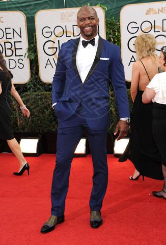 Terry Crews - Beverly Hills - 13-01-2014 - Golden Globe 2014: gli arrivi sul red carpet