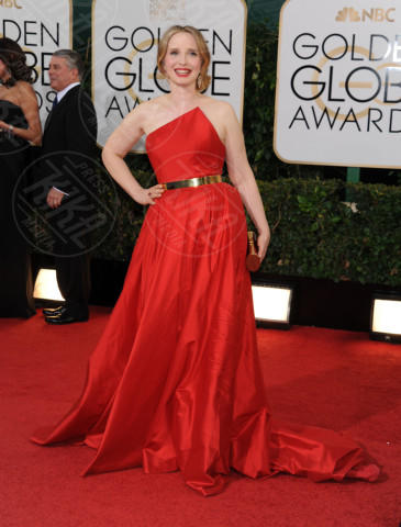 Julie Delpy - Beverly Hills - 13-01-2014 - Golden Globe 2014: gli arrivi sul red carpet