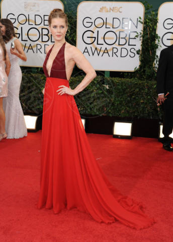 Amy Adams - Beverly Hills - 13-01-2014 - Golden Globe 2014: gli arrivi sul red carpet