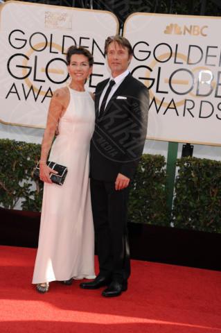 Mads Mikkelsen - Beverly Hills - 13-01-2014 - Golden Globe 2014: gli arrivi sul red carpet