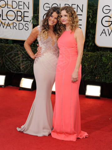 Sosie Bacon, Kyra Sedgwick - Beverly Hills - 13-01-2014 - Golden Globe 2014: gli arrivi sul red carpet