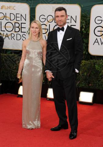 Liev Schreiber, Naomi Watts - Beverly Hills - 13-01-2014 - Naomi Watts e Liev Schrieber presto sposi ?