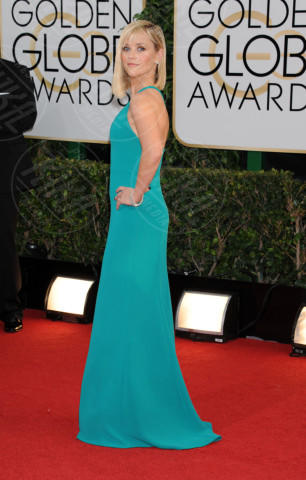 Reese Witherspoon - Beverly Hills - 13-01-2014 - Golden Globe 2014: gli arrivi sul red carpet