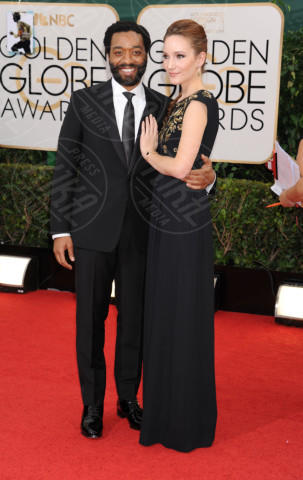 Chiwetel Ejiofor - Beverly Hills - 13-01-2014 - Golden Globe 2014: gli arrivi sul red carpet