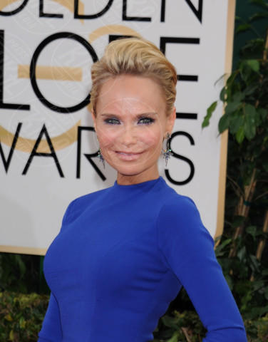 Kristin Chenoweth - Beverly Hills - 13-01-2014 - Golden Globe 2014: gli arrivi sul red carpet