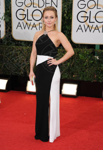 Hayden Panettiere - Beverly Hills - 13-01-2014 - Golden Globe 2014: gli arrivi sul red carpet