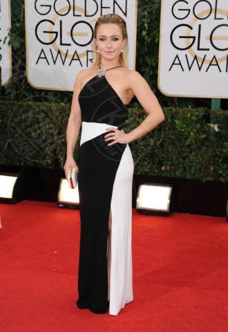 Hayden Panettiere - Beverly Hills - 13-01-2014 - Golden Globe 2014: gli arrivi sul red carpet