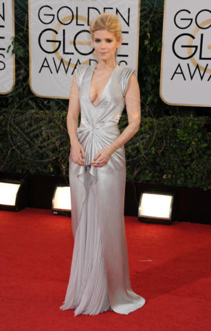 Kate Mara - Beverly Hills - 13-01-2014 - Golden Globe 2014: gli arrivi sul red carpet